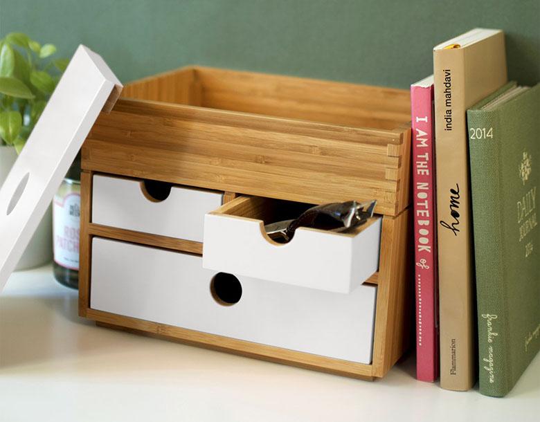 les jolis meubles en bambou concours vert cerise. Black Bedroom Furniture Sets. Home Design Ideas