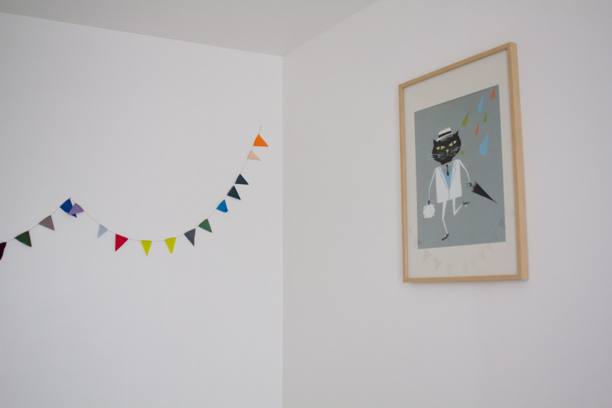 Home sweet home : la chambre d'enfant