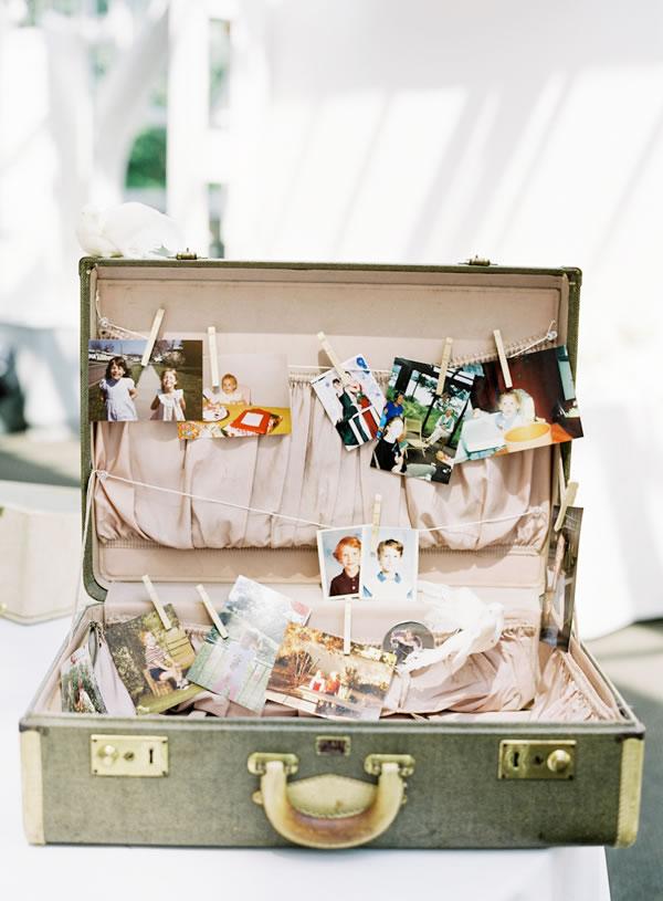 Ma valise vintage j 39 en fais quoi vert cerise blog diy do it yourself lifestyle et cr atif - Originele deco idee ...