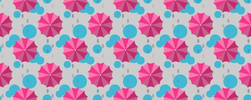 pattern-parapluie
