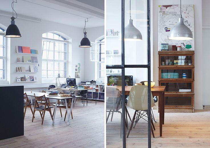 Beck Sönder Gaard : showroom